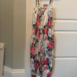 Other - Floral romper size 2T